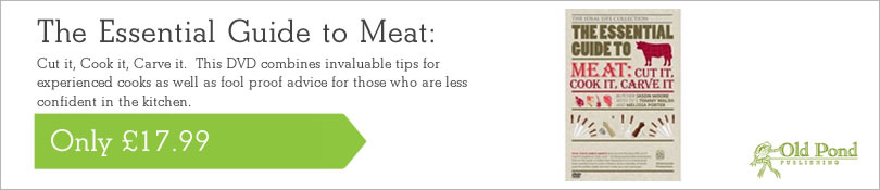 The Essential Guide to Meat - Old Pond Publishing