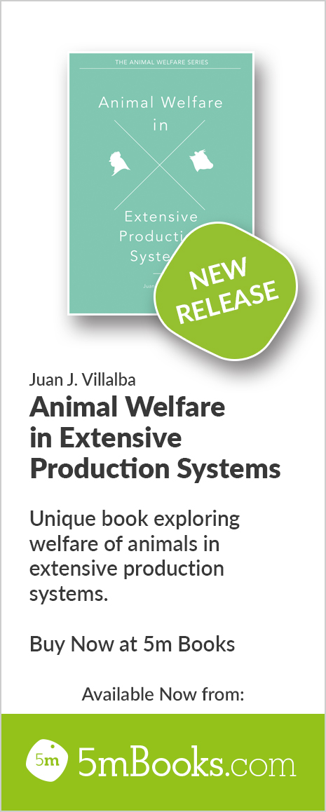 Animal Welfare in EPS - 5m Books