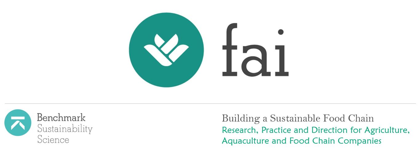 Benchmark Sustainability Science - FAI Farms